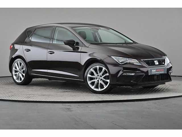 SEAT Leon FR Technology 1.8 TSI 180 PS 7-speed DSG-auto